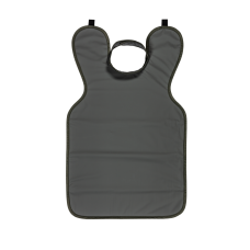 Soothe-Guard Adult Apron W/Collar .35mm Cool Grey