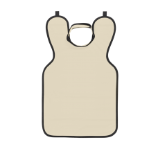 Soothe-Guard Air Adult Apron W/Extended Collar .35mm Sand
