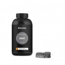 SprintRay Model Gray Resin