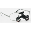 Feather Sight Loupes:  #FT2 Standard Frame - Flip-Up (2.5x Magnification)