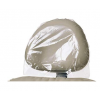 Headrest Covers - Clear Plastic